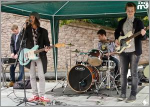 Праздник уличной музыки 2012