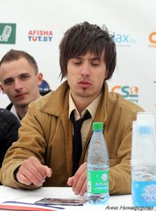 Олег Багаев, фронтмен группы Sun Road 21