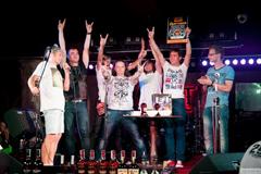 Победители «CoverKing 2013» группа Яnkey