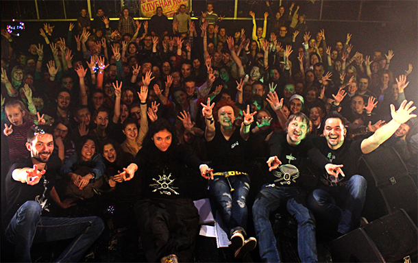 концерт группы Sunduk