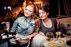 Зара Залинян и Юлия Терещенко (Venger Collective)