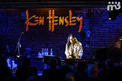 Кен Хенсли в Минске