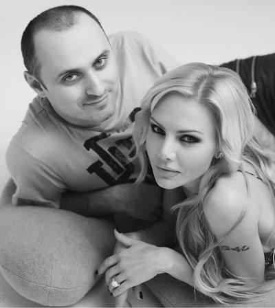 Дмитрий Дубинский и Елена Галицына