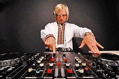 DJ-выступление Олега Скрипки