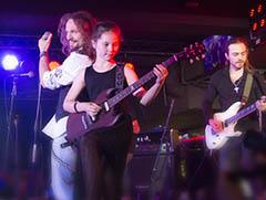 Отчетный концерт рок-школы Discovery  1