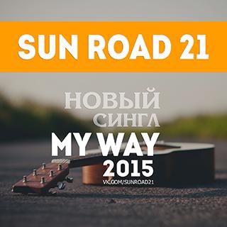 «My Way» Sun Road-21