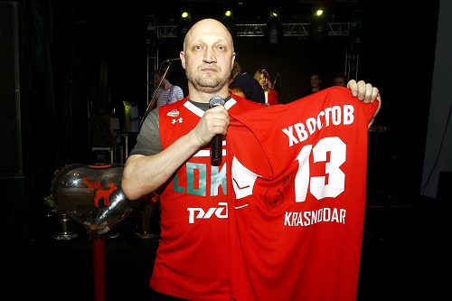 Гоша Куценко и лот