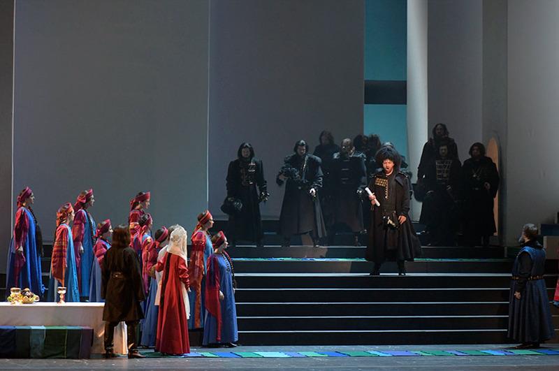 Царская невеста: темные времена на Мариинской сцене