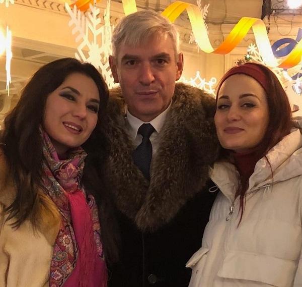 Рада Рай, Андрей Андреев, Наталья Дольче