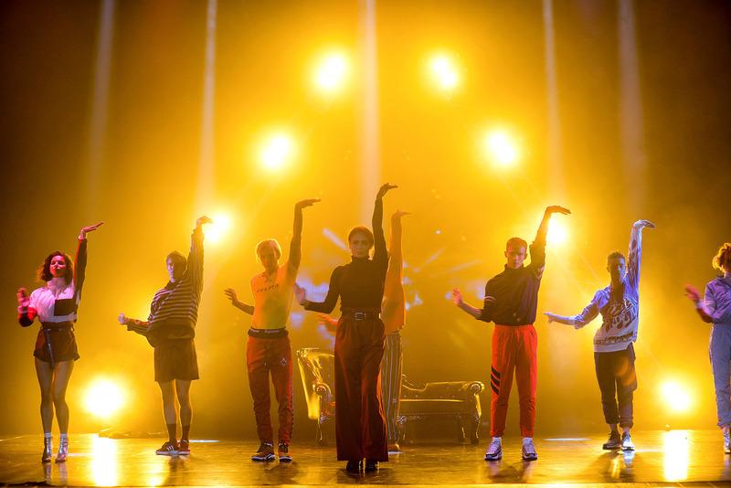 Bolero by Liasan Utiasheva – танцевальная провокация о настоящем