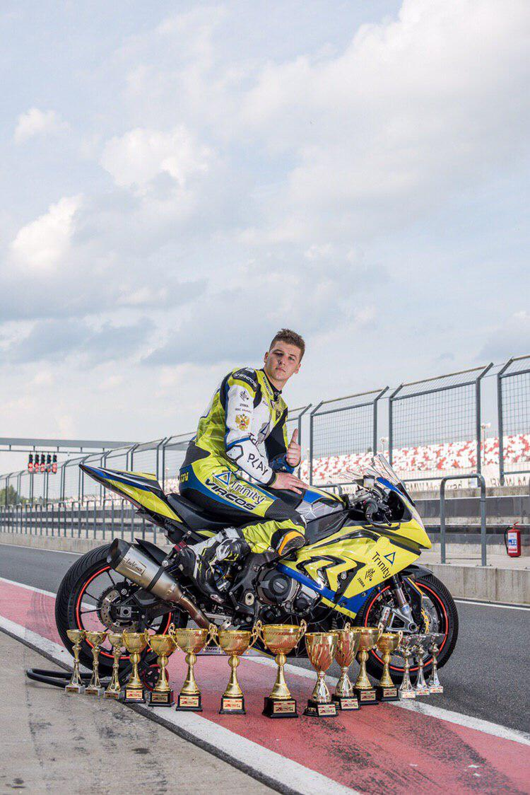Александр Павлов - SPB Racing Team
