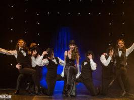 Звезды мюзикла в театре «На Моховой»