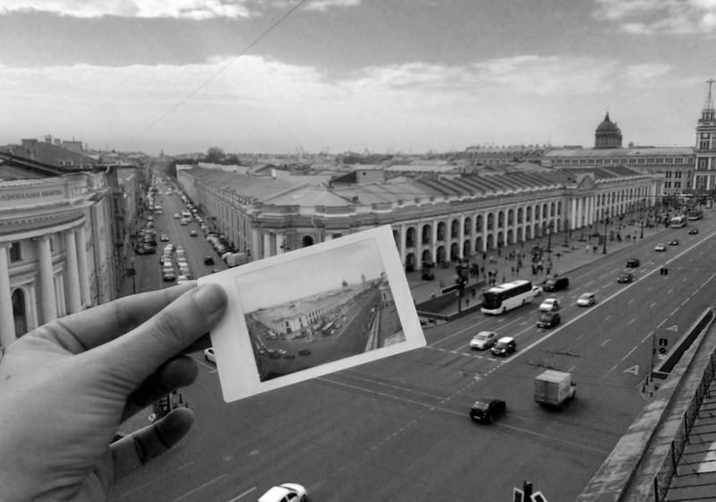 Переоткрытие Петербурга