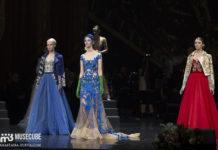 театральное дефиле валентина юдашкина