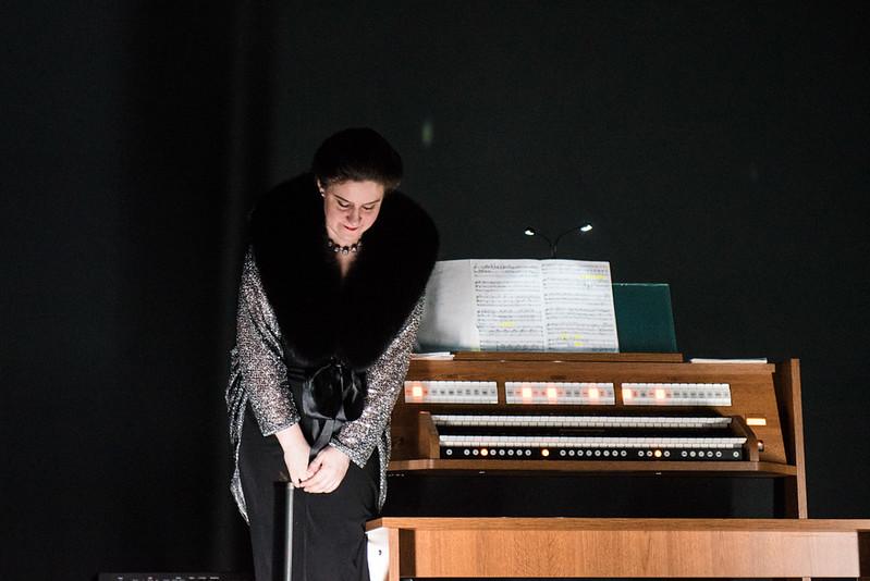 орган в планетарии