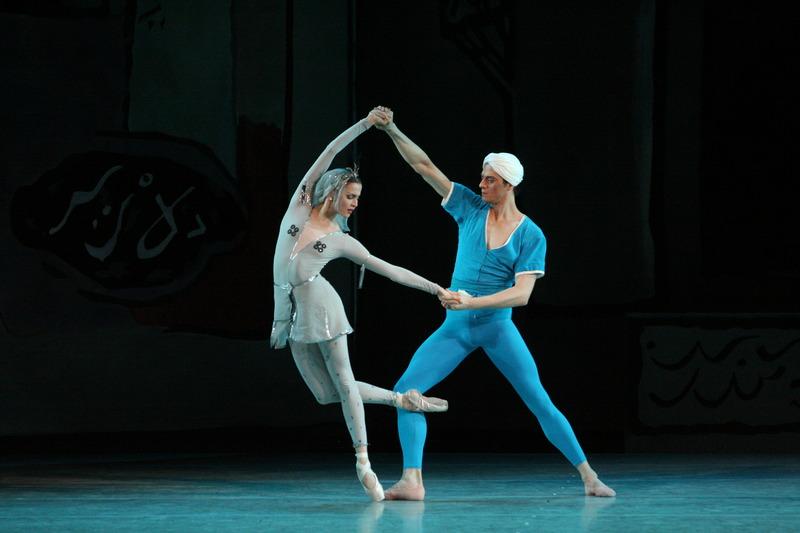 «Легенда о любви» - восточная сказка с трагичным концом