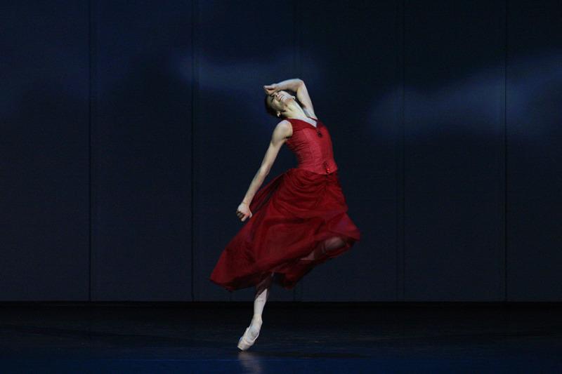 Анна Каренина: балет нешуточных страстей