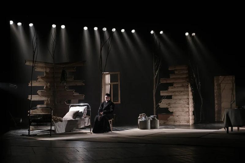 Раиль Садриев: Мы — театр на колесах