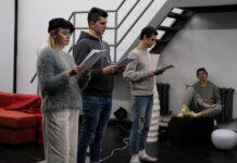 Драматургическая лаборатория ПЬесочница: услышать голос времени