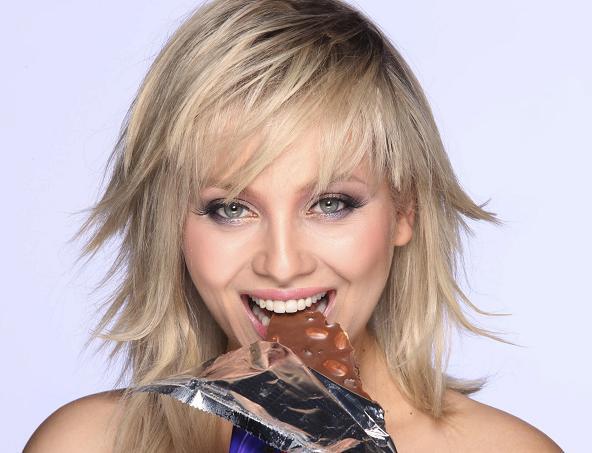 Шоколад и оргазм