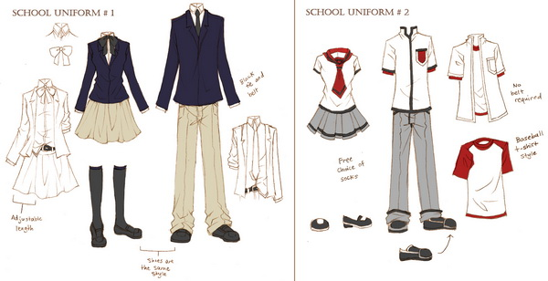 03-SOLSTICE_School_Uniforms_by_ember_snow