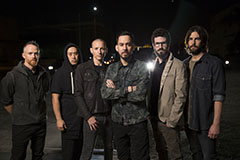 Концерт рок-группы Linkin Park