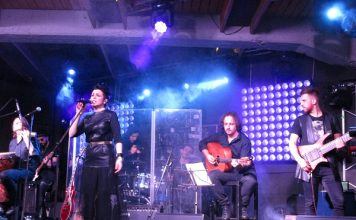 Amaria презентация альбома Бессонница