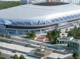 Илья Авербух откроет ледовую ВТБ Арену на Динамо