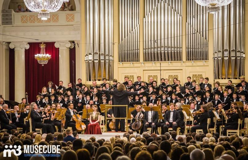 «Кармина Бурана» попала в «Музыкальную коллекцию» Филармонии