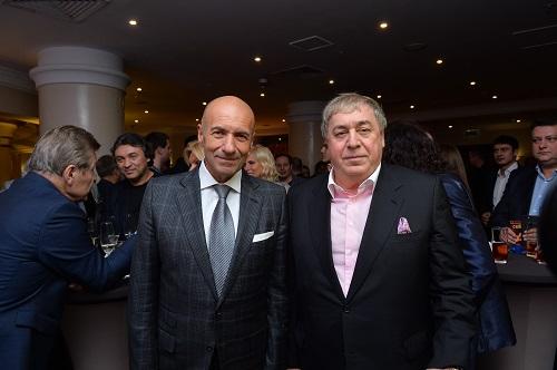 Игорь Крутой и Михаил Гуцериев