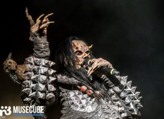 Обряд сексорцизма от Lordi
