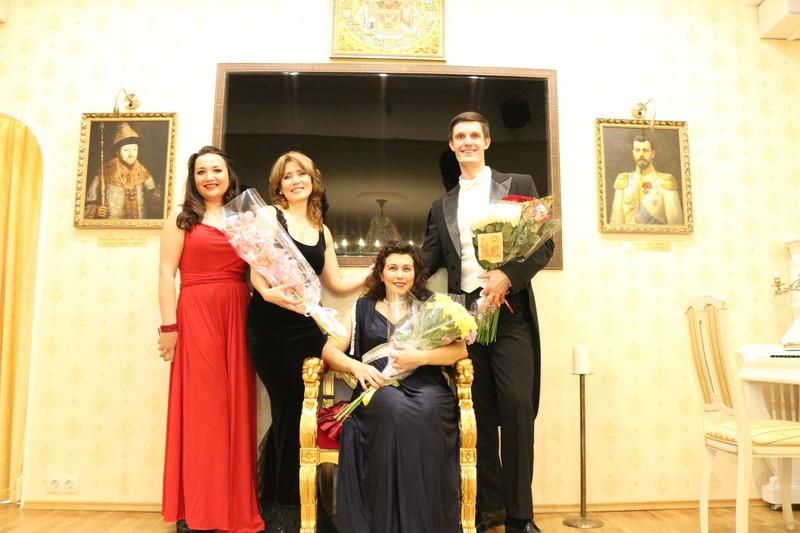 Ламповые вечера в Доме Романовых