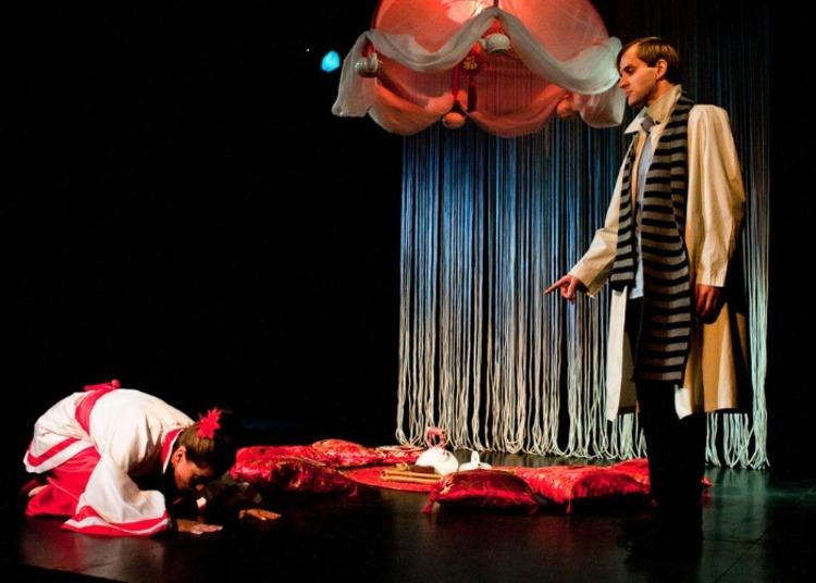 Трансдраматическая терапия в «Театральной долине»