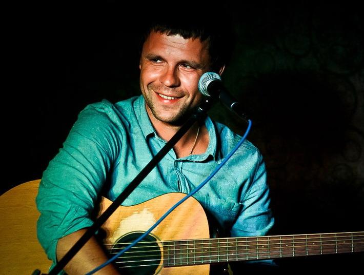 Интеллектуальный рок-н-ролл Алексея Вдовина