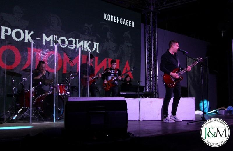 """Антоном Корсюковым: """"В постановке мы создавали атмосферу, а основный посыл давали актёры"""""""