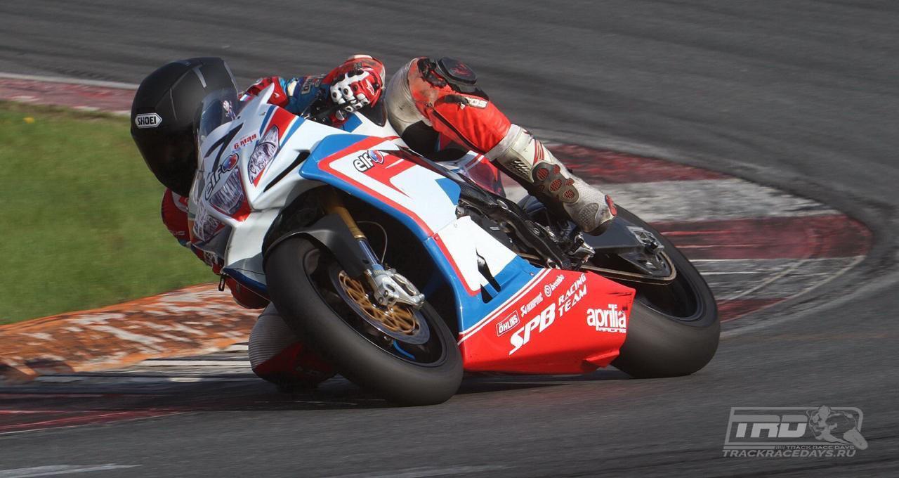 Саша Павлов - SPB Racing Team