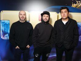 Заурбек Байцаев, Александр Пташенчук, Азамат Мусагалиев