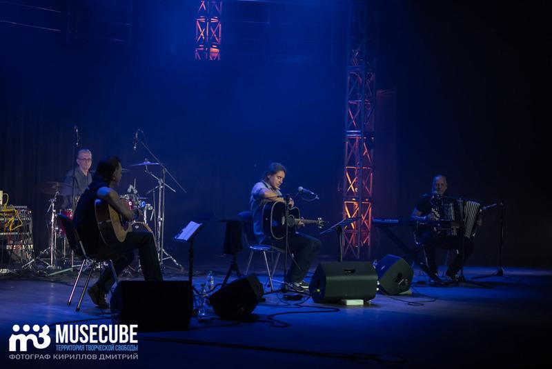 Калинов мост: уютная акустика в честь 33-летия группы