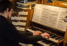 Музыка ''романской'' Европы в Петрикирхе