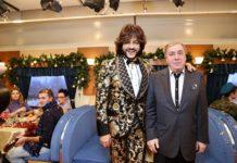 Михаил Гуцериев и Филипп Киркоров